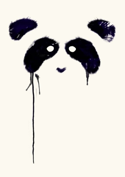 "city-of-vultures:  ""Panda"" Tobe Fonseca  (Brazil) via Curioos"