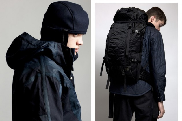 thepackhold:  maharishi Fall/Winter 2012 Lookbook