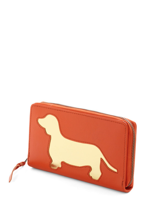 Shop the Wiener Takes All Wallet»