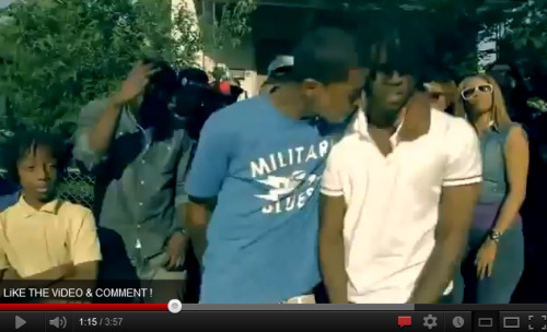 Lil Reese and Chief Keef breaking down barriers for hip-hop in 2012!! Young Chop on the beat :)