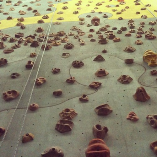 Time to climb with @ktbunn  (Taken with Instagram at Phoenix Rock Gym)