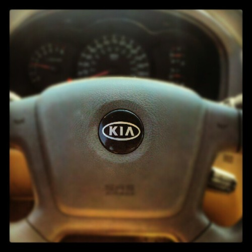 emigraceperry:  This sweet baby is finally back in my life!!!!! Yayy!! #car #kia #happy #thankgod (Taken with Instagram)