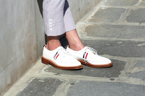 statementshoes:  Thom Browne