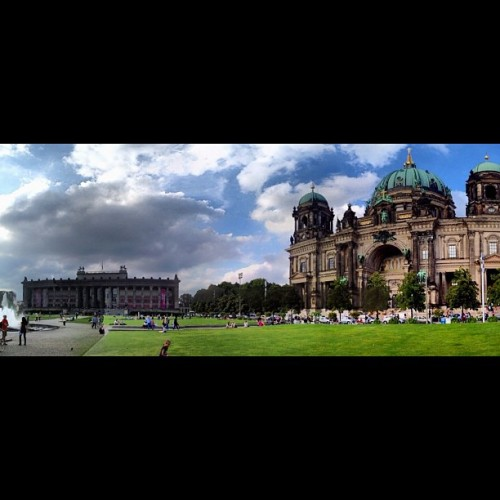 Taken with Instagram at Lustgarten