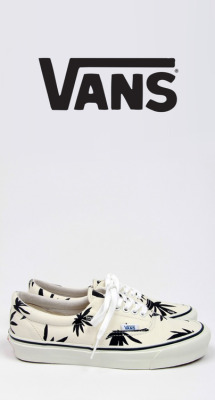 shoe-pornn:  Vans Vault 2012 Summer OG Era LX Pack.
