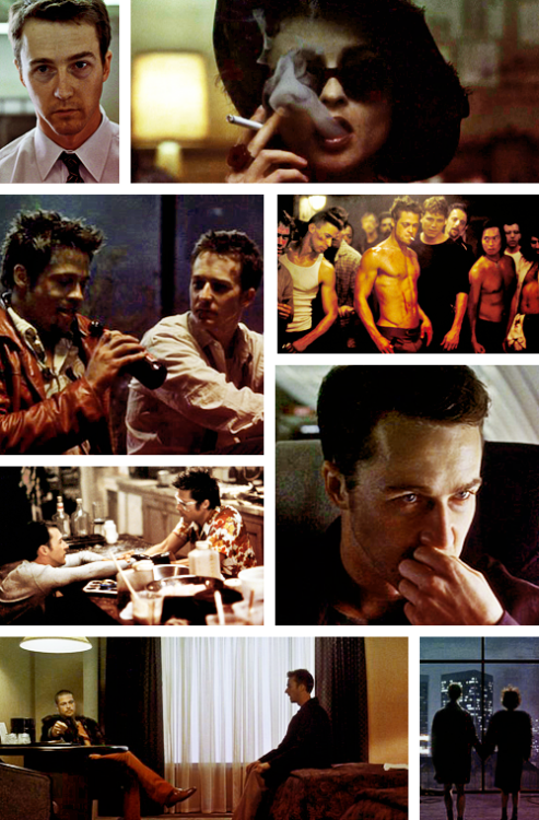 moviesfreaks:  Fight Club (1999)