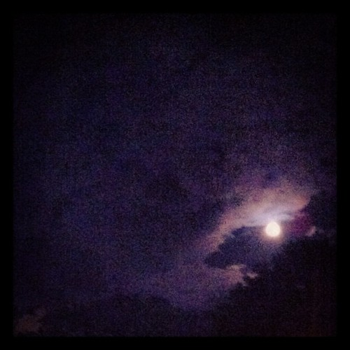bonne nuit (Taken with Instagram)