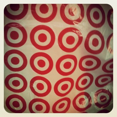 Day ?: logo #photoadayaug #target (Taken with Instagram)