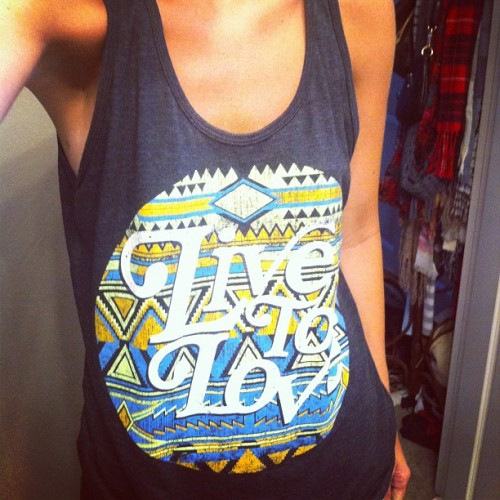 Getcha some @l2lapparel! www.livetoloveapparel.com (Taken with Instagram)