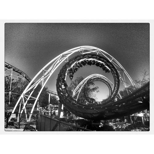 🎢 #CorkScrew 🎢 (Taken with Instagram)