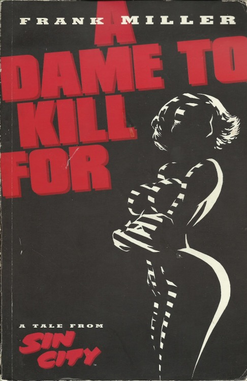 A Dame to Kill For