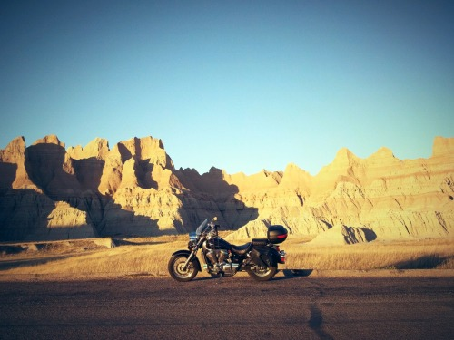 August 5, 2012 | Badlands National Park, SD