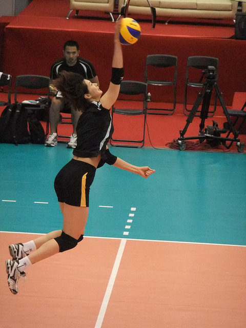 110915  Japan v.s Turkmenistan by Tolayo on Flickr.