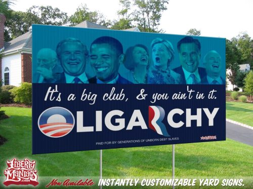 themikebilly:  Best. Yard sign. Ever. Get it here
