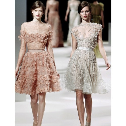 Elie Saab Bridal Couture 2011 (clipped to polyvore.com)