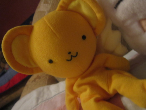 I got Kero in my first anime convention