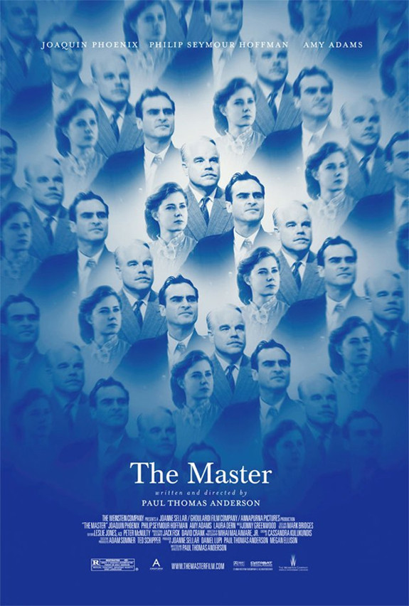 New poster for The Master