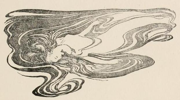 venusmilk:  Some British ballads, 1919Illustrations by Arthur Rackham
