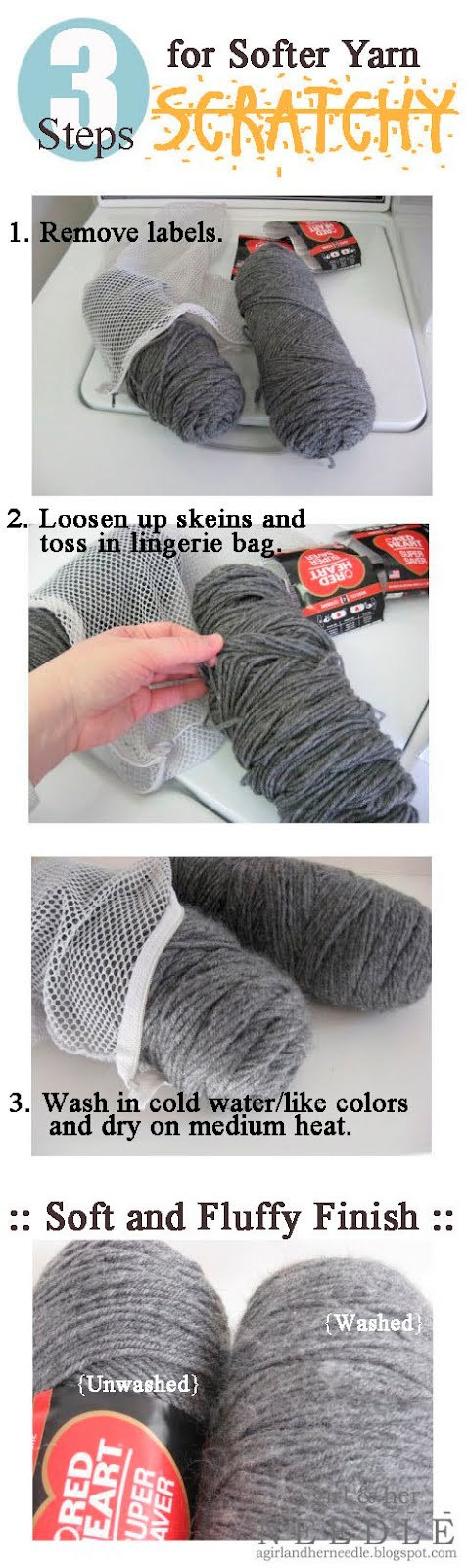 crochetadventures:  glitzknitsboutique:  **Keep in mind, this will only work with acrylic yarns**  I'm so trying this  This is just AWESOME!!