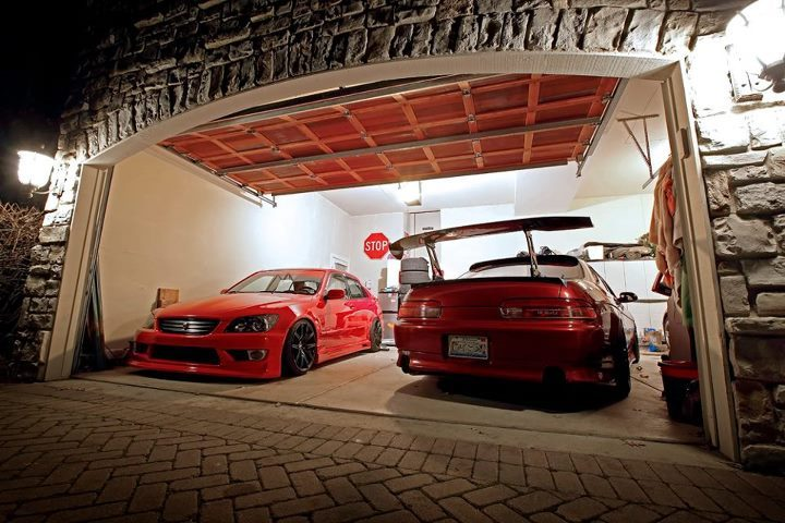 fuckyeahlexus:  nothing special…just my dream garage.. -dl