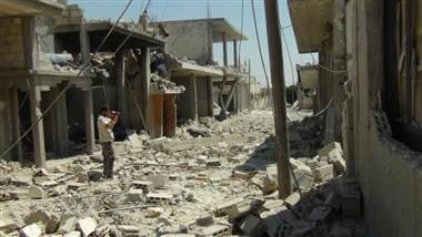 nbcnews:  US makes plans to keep post-Assad Syria intact (Photo: Handout / Reuters) The State Department and the Pentagon are jointly working on plans for a post-President Bashar al-Assad Syria, NBC News has learned. They hope to avoid the kind of implosion they believe occurred because of a lack of planning for post-Saddam Iraq. Read the complete story.