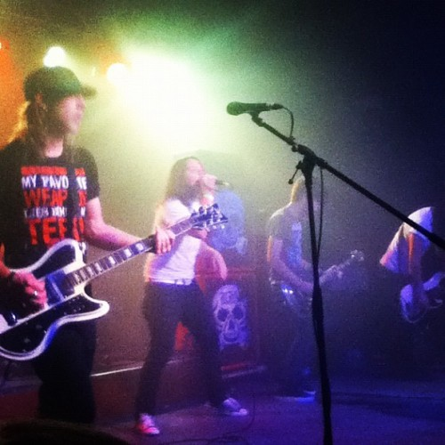 Red Jumpsuit apparatus ^.^ amazing performance! (Taken with Instagram)