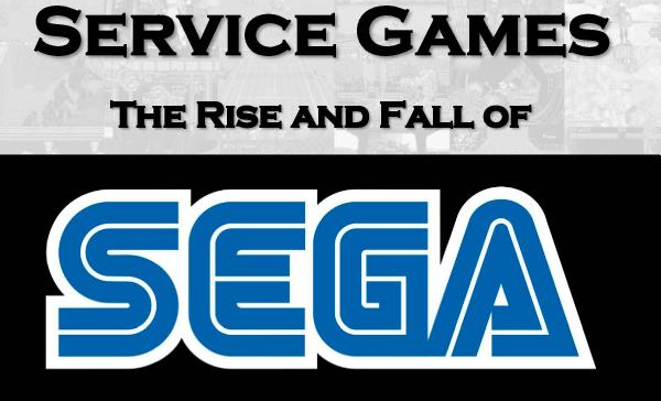 Service Games: The Rise and Fall of SEGA Oh, how the mighty have fallen. The little Hawaiian company that brought us Sonic, NiGHTS, Panzer Dragoon, Virtual-On, and more are now but a notch above shovelware publishers. I clearly remember the day when Sega announced they were getting out of the hardware game. My dad told me after hearing it on the morning news. I nearly threw up into my bowl of Cheerios. If you're interested in the history of Service Games, check out Service Games: The Rise and Fall of SEGA. While I'd usually roll my eyes at something like this, the author is the curator of Eidolon's Inn, an extensive source of Sega info, so he knows his Alex Kidd from his Rent A Hero. Get it for $16 at Amazon.