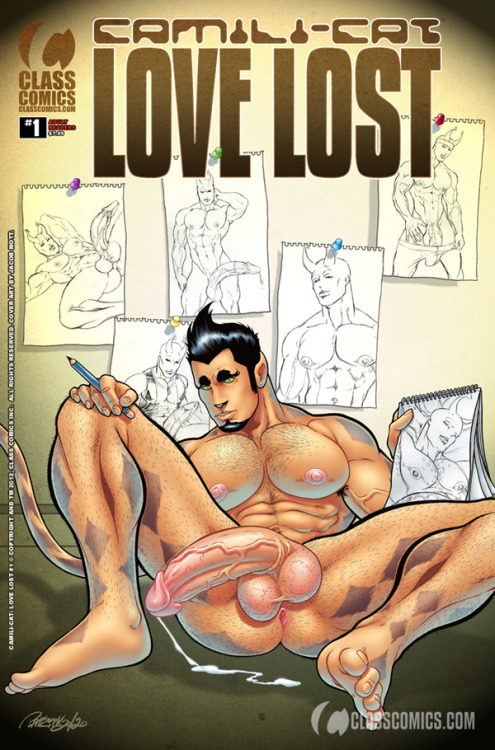 Class Comics, If you like hot gay superhero's and hot hung aliens, you should check it out.  http://www.classcomics.com/ref/4fda1bdc21f57.html