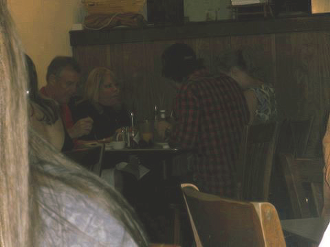 Scott Swift, Andrea Swift, Taylor Swift, and Conor Kennedy.
