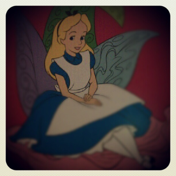 #curiouserandcuriouser #aliceinwonderland #Disney #Target  (Taken with Instagram)