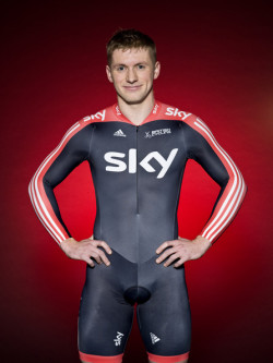 Olympic tHIMspiration: Jason Kenny. English track cyclist.