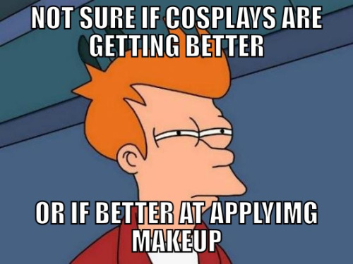 I was looking at my cosplays and this occurred to me ._.