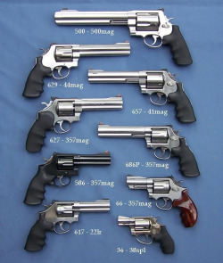 smoookescreeen:  S&W collection