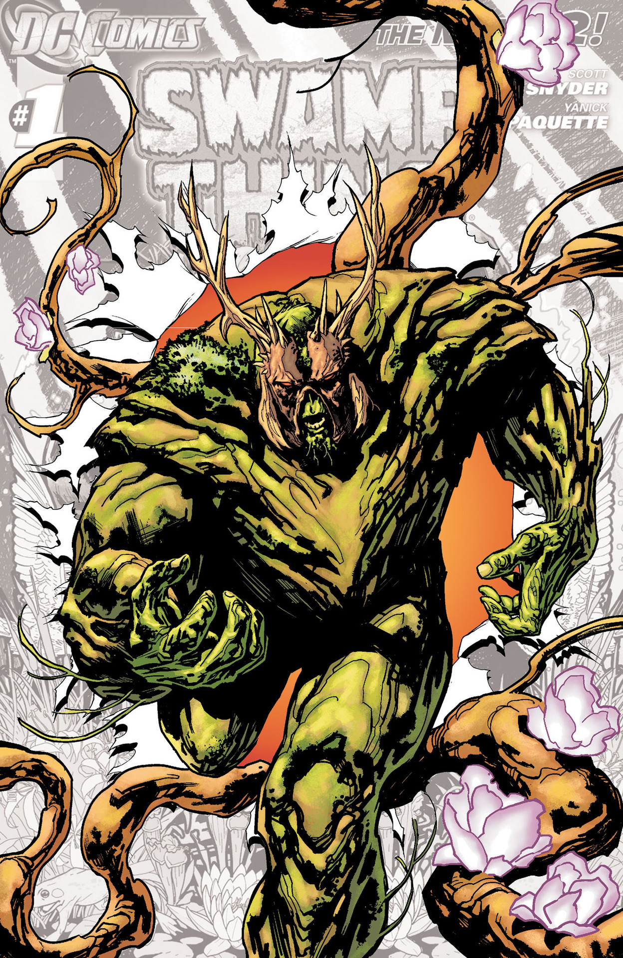 """Swamp Thing #0"" 