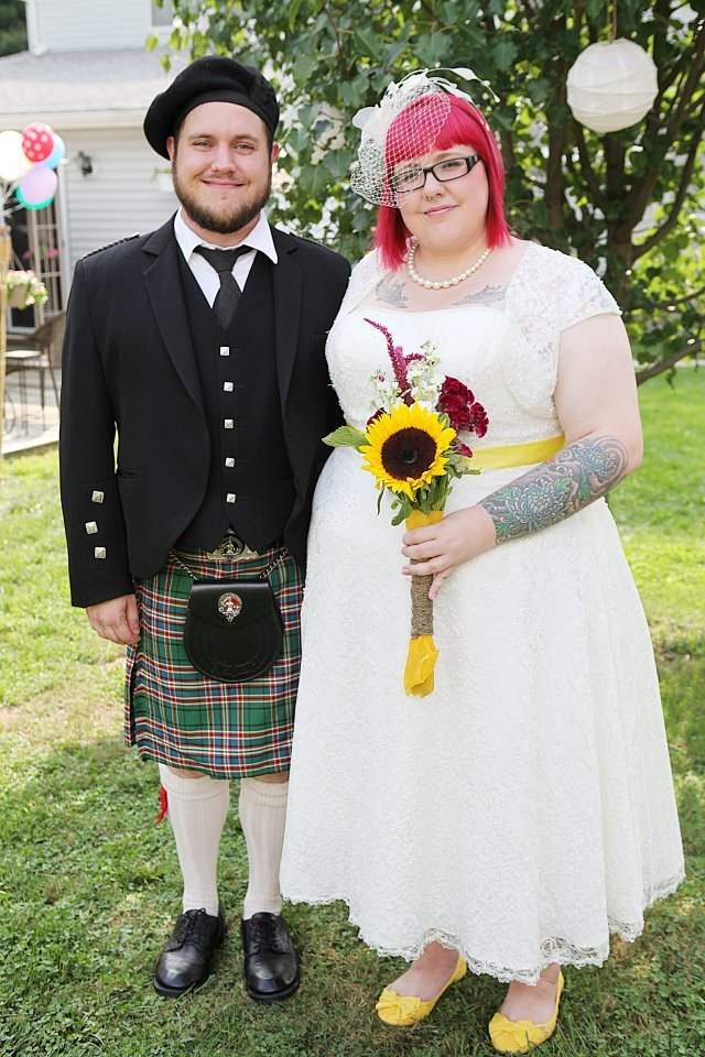 So i got married this weekend…..