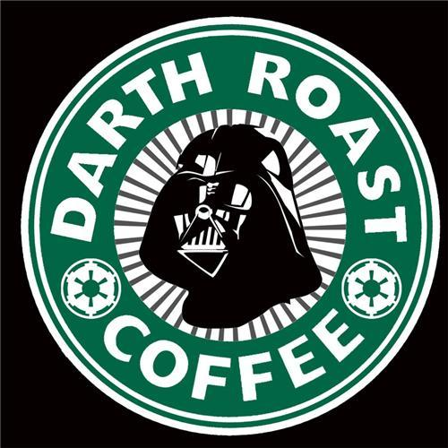 My kind of dark roast.