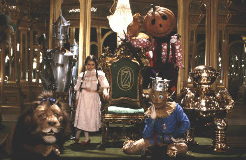 suicideblonde:  Return to Oz  One of my all-time favorite movies.
