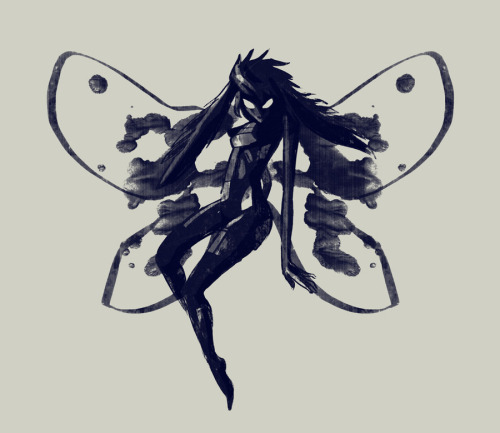 Day 13: Insect Girl