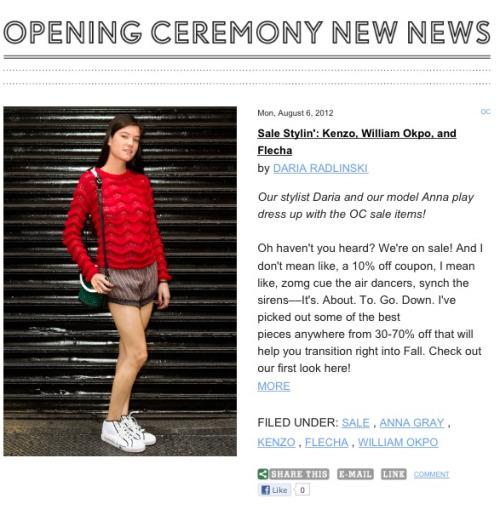 William Okpo shorts on sale at Opening Ceremony, grab a pair while you can! https://www.openingceremony.us/products.asp?menuid=2&designerid=555&productid=59434&key=william%20okpo&sproductid=59462