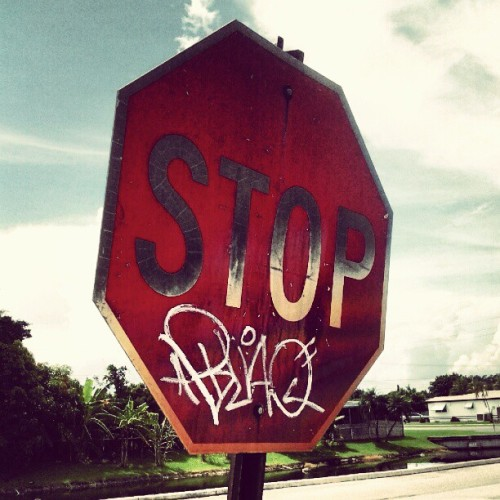 Gotta love them meanstreaks! #handstyle #meanstreak  (Taken with Instagram)