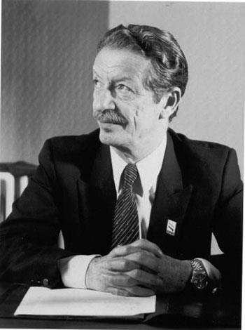 Shapour Bakhtiar the Last Prime Minister of Iran under the Pahlavi Dynasty