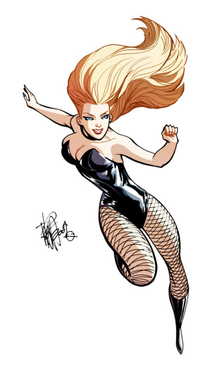 gothamclocktower:  Black Canary