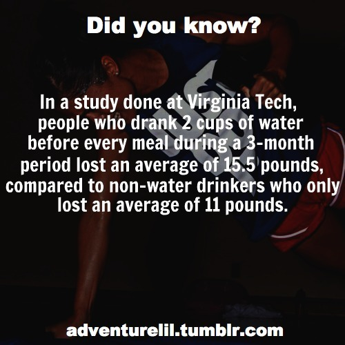 adventurelil:  Want more interesting fitness/health trivia tidbits and other cool info? www.adventurelil.tumblr.com
