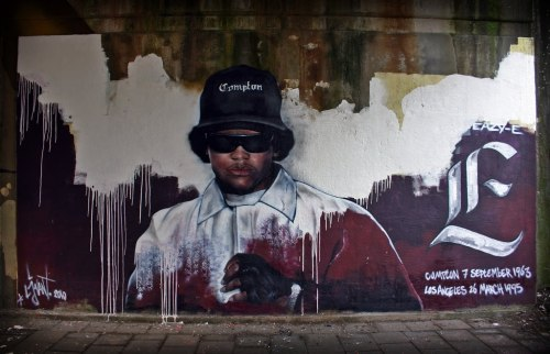 Eazy-E by LJvanT TFC Leeuwarden, The Netherlands. March 25, 2010