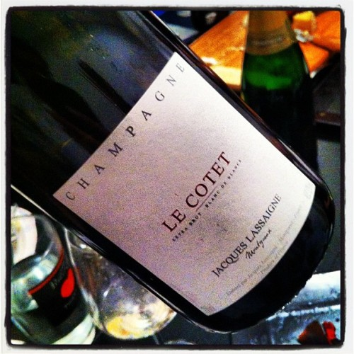 Hello gorgeous! Lassaigne Le Cotet blowing away the competition (Taken with Instagram)