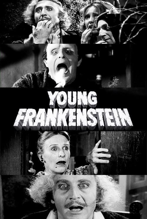 I am not a Frankenstein. I'm a Fronkensteen!