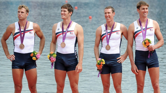 American Rowers: Third Place in Rowing, First in Boners Gawker