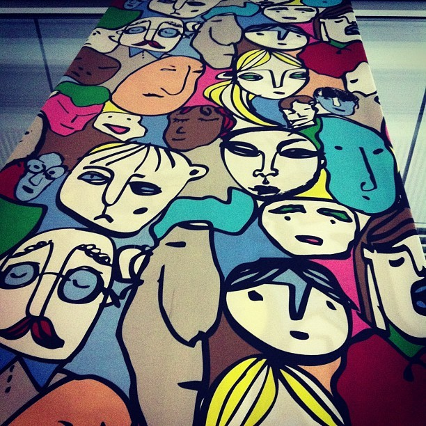 #faces#ikea (Taken with Instagram)