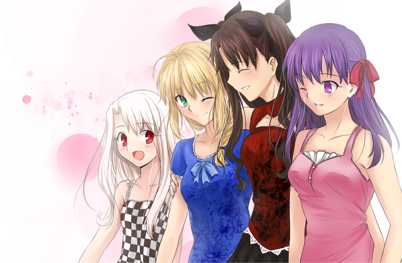 Fate girls