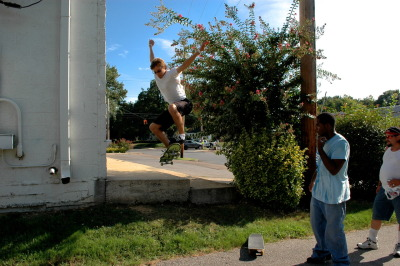 Dylan ollie gap. hahaha the drunk guy Photo by me jussk8